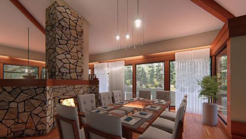 Dining Room - interior design