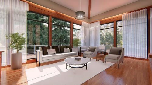 Livingroom - interior design